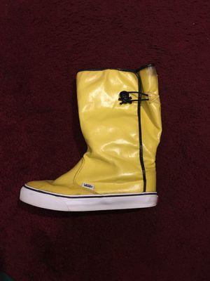 Vans rain boot women for Sale in Fresno, CA
