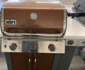 New Weber BBQ Grill FHJ for Sale in Houston, TX