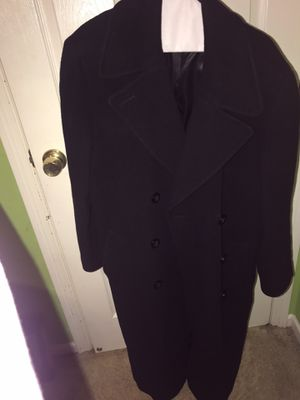 Vintage Burberry Wool Coat for Sale in St. Louis, MO