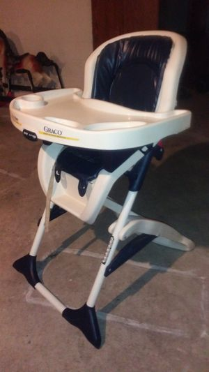 Graco high chair in great shape. for Sale in Sheboygan, WI