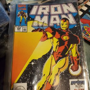 Vintage Iron Man Comic for Sale in Clanton, AL