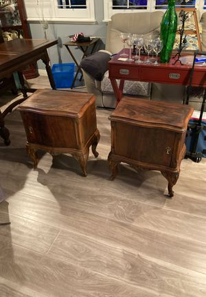Antique End Tables for Sale in Seal Beach, CA