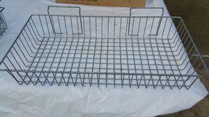 4 - Wire Baskets for Slat Wall for Sale in Detroit, MI