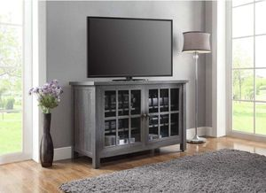 """Tv Stand console up to 55"""" - New for Sale in Taylor, MI"""