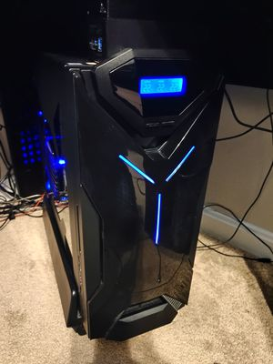 I7 6700K, Dual Monitor, GTX 1070, 32GB RAM, 1.2TB Combined SSD Storage for Sale in MD CITY, MD
