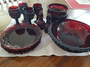 Avon Centennial Collection Dishes for Sale in Vista, CA