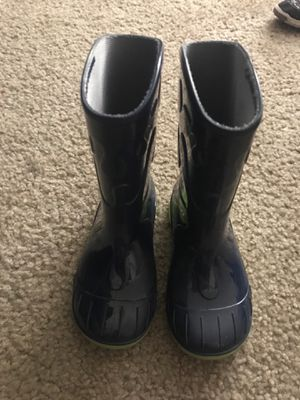 Kids rain boots size 11 for Sale in Beaverton, OR
