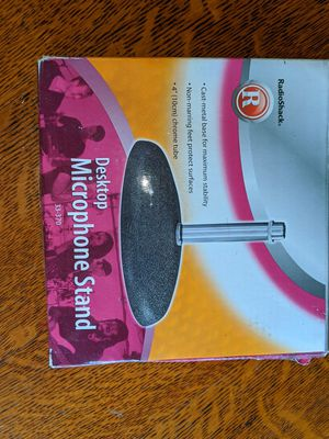 Microphone Stand for Sale in Tyler, TX