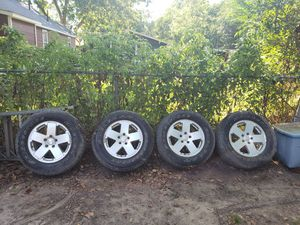 Jeep wheels for Sale in Dallas, TX