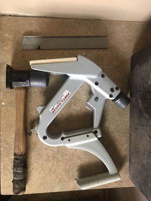Flooring nail gun for Sale in Hyattsville, MD