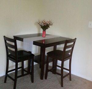 Brown breakfast table for Sale in Newark, DE