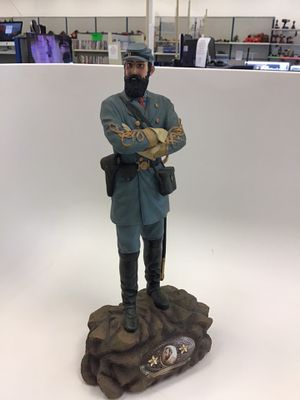 "The Bradford Exchange Statue of ""General Stonewall Jackson"" for Sale in Euless, TX"