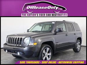 2016 Jeep Patriot for Sale in North Lauderdale, FL