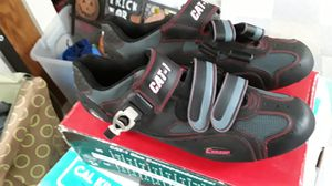 Cat-1 Cycling Shoes Size 11.5 for Sale in Poway, CA