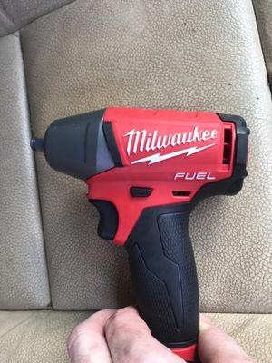 Milwaukee impact gun for Sale in NEW PRT RCHY, FL