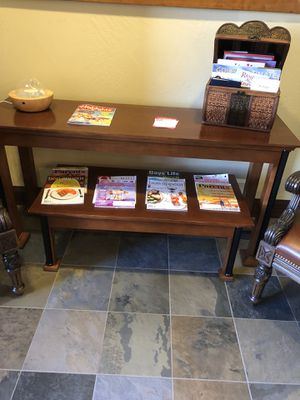 Nesting tables. Console, coffee and end table. for Sale in Bend, OR