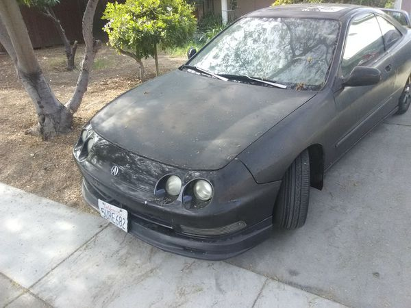 1996 Acura Integra. Pending