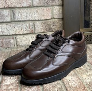 Vintage Hogan Men's Brown Lace Up Shoes for Sale in Atlanta, GA