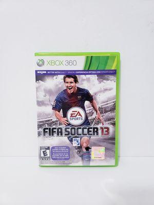 Fifa Soccer 2013 Xbox 360 Game for Sale in Fresno, CA
