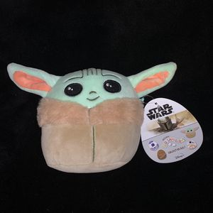 """Baby Yoda Squishmallow! BNWT 5"""" for Sale in St. Louis, MO"""