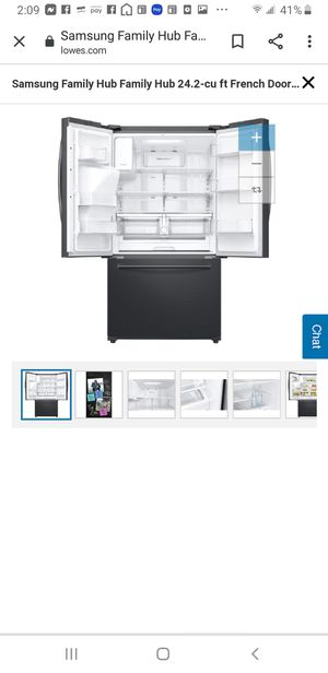 Smart fridge brand new for Sale in Clayton, NC