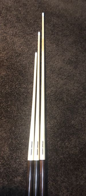 Balance weighted Short Pool Cue set for Sale in Garner, NC