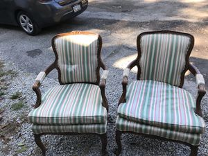 2 antique chairs for Sale in West Mifflin, PA
