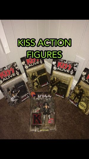 KISS Action Figures for Sale in San Dimas, CA