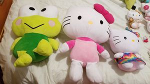 Hello kitty collection for Sale in Austin, TX