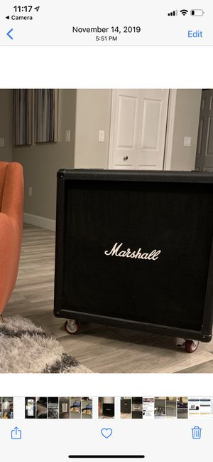 Marshall cabinet 4x12 for Sale in Land O Lakes, FL