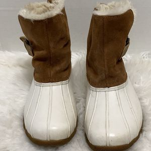 Sperry women rain snow boots size 8.5 for Sale in Allen Park, MI