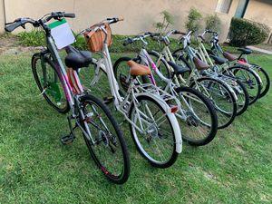 SCHWINN WOMEN'S MOUNTAIN HYBRID BICYCLE BIKES for Sale in Garden Grove, CA