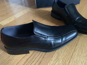 J.Ferrar Men dress shoes , black , size 8 for Sale in Chicago, IL