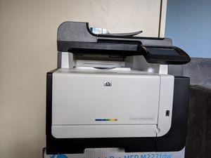 HP Color LaserJet Pro CM1415fnw for Sale in Lafayette, CA