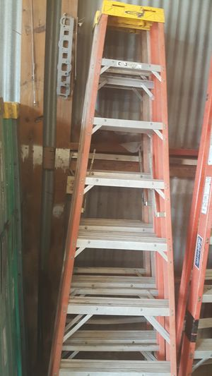 A frame ladder for Sale in Houston, TX