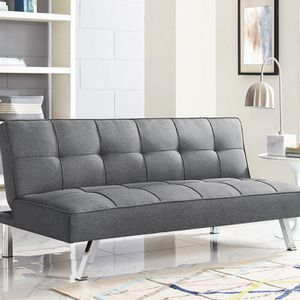 Futon - Grey for Sale in Lafayette Springs, MS