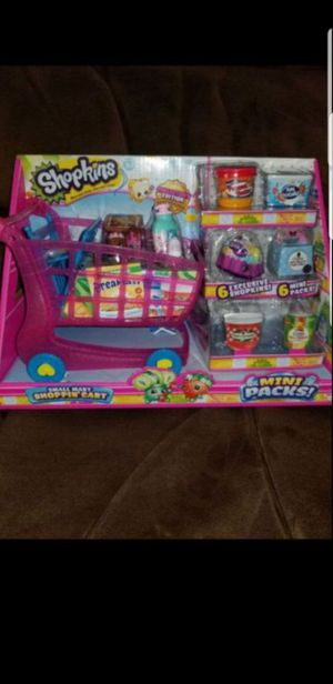 Shopkins Small Mart Shoppin' Cart for Sale in Avondale, AZ