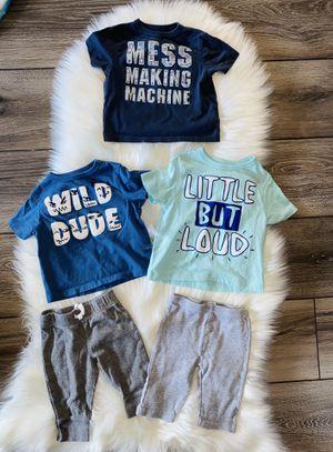 6 month baby boy bundle for Sale in Riverton, UT