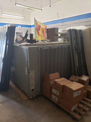 14 tons ac and heat roof top units I have 2 for Sale in Yukon, OK