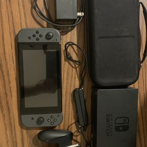 Nintendo Switch With Extras for Sale in Troup, TX