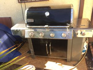 Weber e440 Genesis propane gas grill bbq barbecu for Sale in Las Vegas, NV