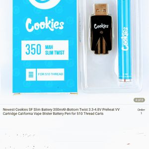 Cookies Battery for Sale in York, PA