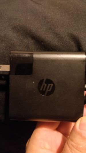 HP mini USB-C original power adapter 65w for Sale in Orlando, FL