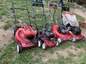 Toro lawn mowers for Sale in Colorado Springs, CO