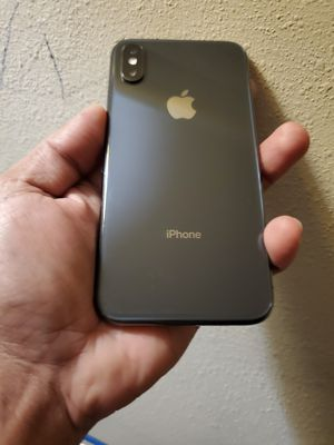 iPhone XS - 256gb AT&T Cricket - NO TRADES for Sale in Houston, TX