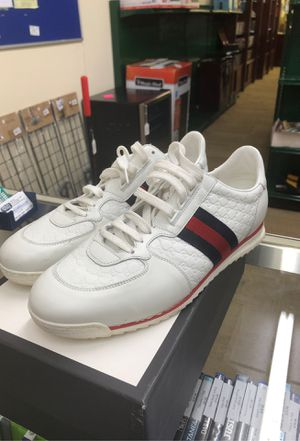 100% Authentic Gucci Men's Shoes size 11.5 US for Sale in NW PRT RCHY, FL
