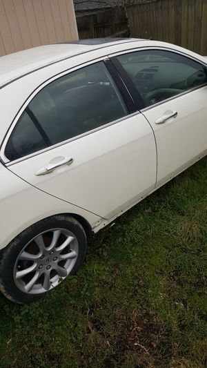 Acura TSX Parts Available for Sale in Seattle, WA