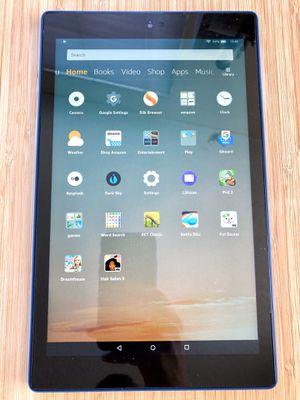 Amazon Kindle Fire HD 10 for Sale in Seattle, WA