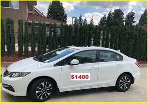 Price$1400 Honda Civic for Sale in Washington, DC