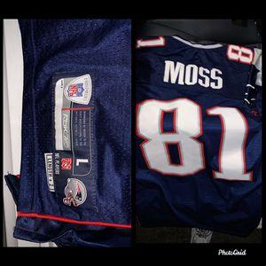 Randy Moss Jersey for Sale in San Fernando, CA